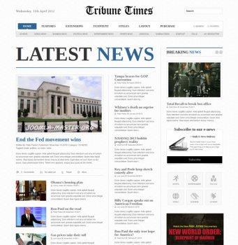 JXTC Tribune Times