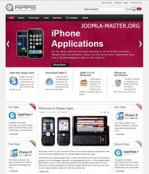 JS Shaper Apps