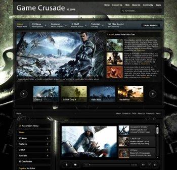 S5 Game Crusade