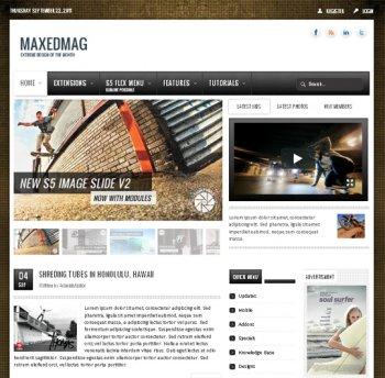 S5 Maxed Mag