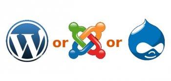 Выбор CMS или 5 причин, чтобы освоить Joomla