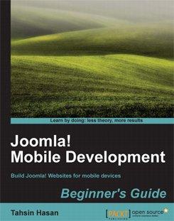 Книга «Joomla! Mobile Development Beginner's Guide»