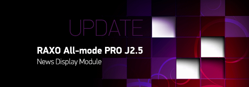RAXO All-Mode Pro v2.4 Demo